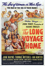 Poster for The Long Voyage Home