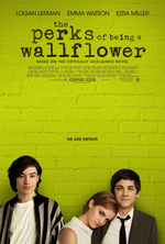 Poster for The Perks Of Being A Wallflower