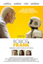 Poster for Robot And Frank