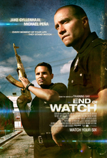 Poster for End Of Watch