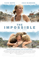Poster for The Impossible