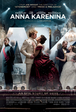 Poster for Anna Karenina