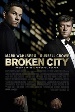 Poster for Broken City