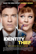 Poster for Identity Thief