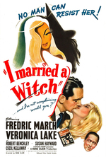 Poster for I Married A Witch