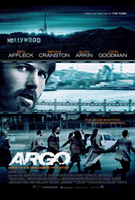 Poster for Argo (Re-screening)