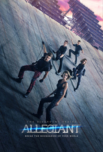 Poster for The Divergent Series: Allegiant