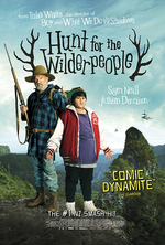Poster for Hunt for the Wilderpeople