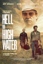 Poster for Hell or High Water