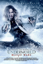 Poster for Underworld: Blood Wars