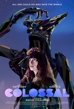 Poster for Colossal