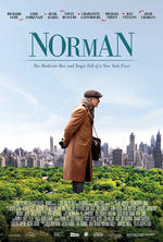 Poster for Norman: The Moderate Rise and Tragic Fall of a New York Fixer