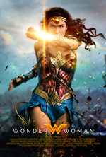 Poster for Wonder Woman (Free Re-Screening)