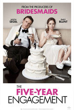 Poster for The Five-Year Engagement