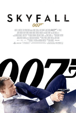 Poster for Skyfall