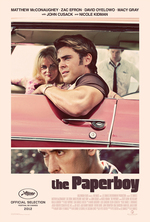 Poster for The Paperboy