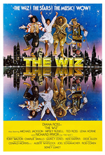 Poster for The Wiz
