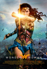 Poster for Wonder Woman (Encore Screening)