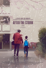 Poster for After the Storm (Umi yori mo mada fukaku)