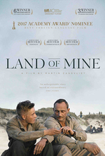 Poster for Land of Mine (Under sandet)