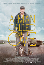 Poster for A Man Called Ove (En man som heter Ove)