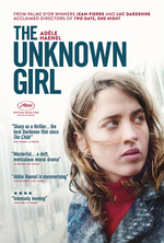 Poster for The Unknown Girl (La fille inconnue)