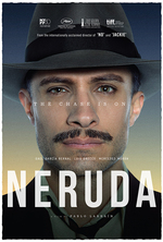 Poster for Neruda