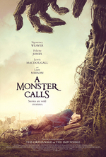 Poster for A Monster Calls