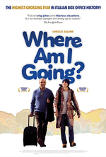 Poster for Where Am I Going? (Quo vado?)