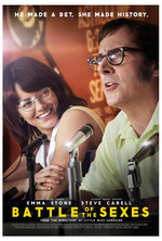 Poster for Battle of the Sexes