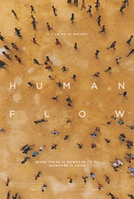 Poster for Human Flow
