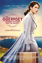 Poster for The Guernsey Literary and Potato Peel Pie Society