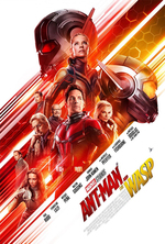 Poster for Ant-Man and the Wasp