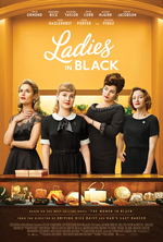 Poster for Ladies in Black
