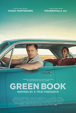 Poster for Green Book