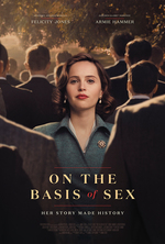 Poster for On the Basis of Sex