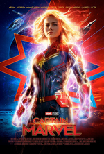 Poster for Captain Marvel