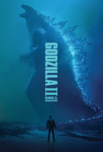 Poster for Godzilla II: King of the Monsters