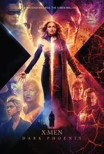 Poster for X-Men: Dark Phoenix