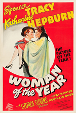 Poster for Woman of the Year