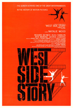 Poster for West Side Story