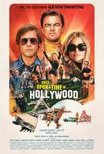 Poster for Once Upon a Time... in Hollywood