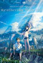 Poster for Weathering with You (Tenki no ko)