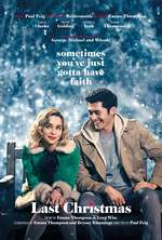 Poster for Last Christmas