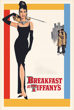 Poster for Breakfast at Tiffany's
